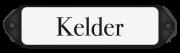 Deurbordje emaille Kelder