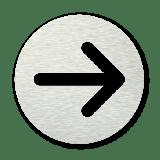 Basic pictogram Pijl