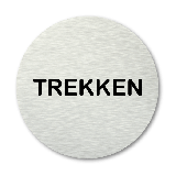 Basic pictogram Trekken