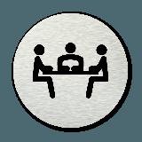 Basic pictogram Vergaderkamer
