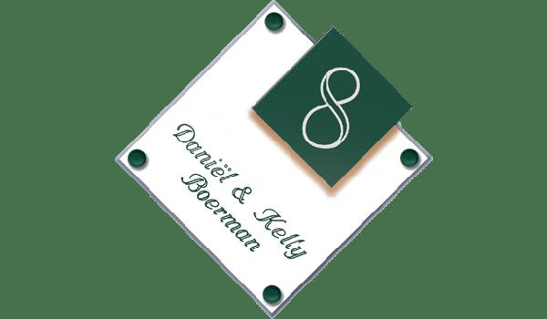 Gravoglas naambord