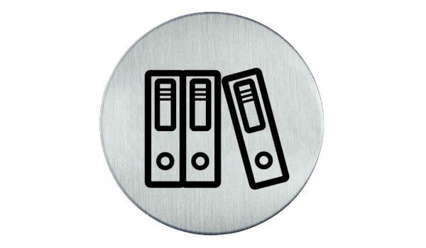 RVS pictogram administratie