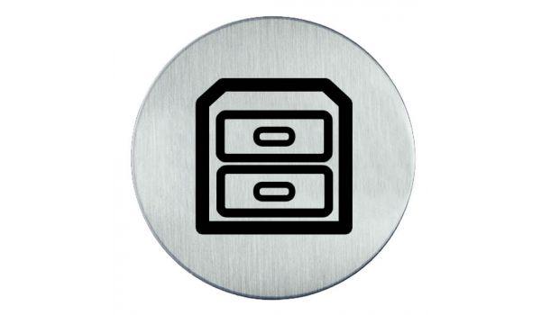 RVS pictogram archief