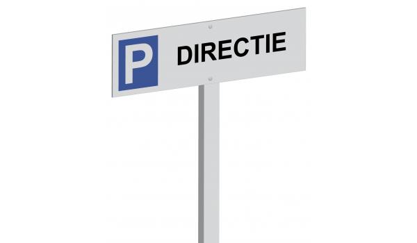 Parkeerpaal Directie