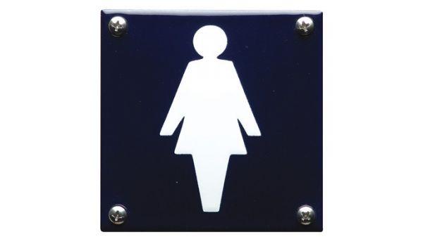 Pictogram WC Dames
