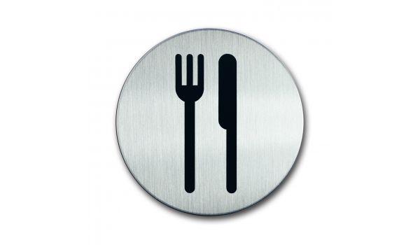 RVS pictogram restaurant