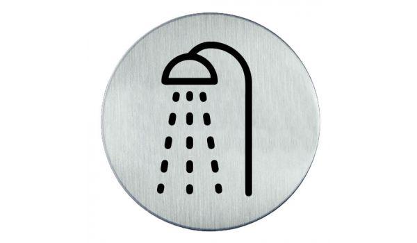 RVS pictogram Douche
