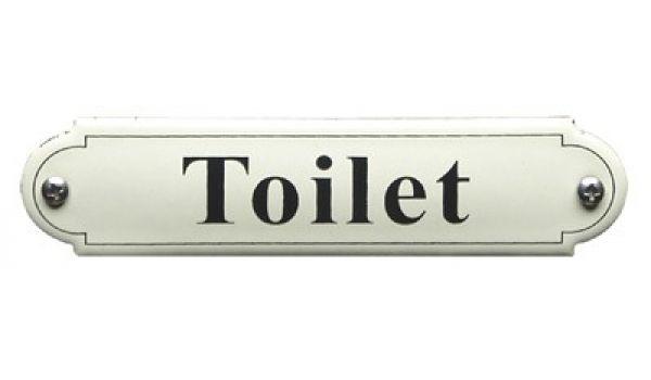 """Toiletbordje """"Toilet"""""""