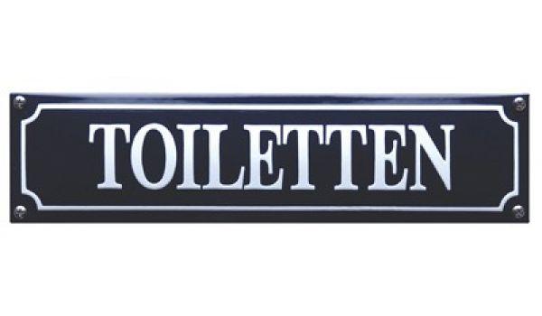 """Toiletbord """"Toiletten"""""""