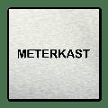 Pictogram vierkant Meterkast