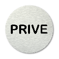 Basic pictogram Prive