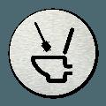 Basic pictogram WC schoonmaken