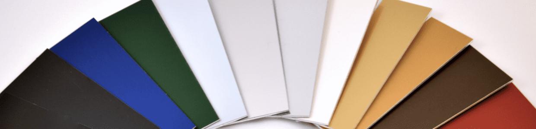 Blanco naamborden en naamplaatjes